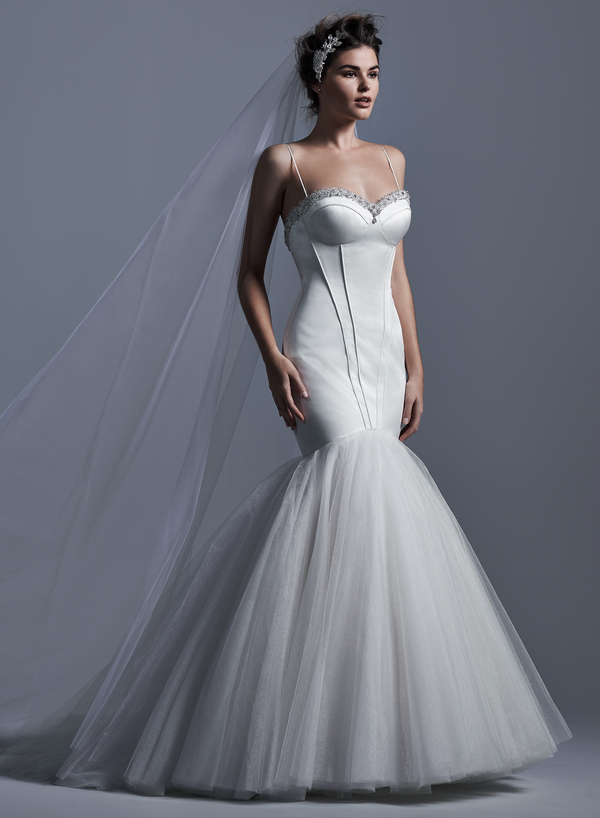 Picture of Kenley Wedding Dress - Sottero and Midgley Fall 2015 Bridal Collection