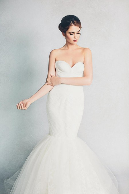 Picture of Lily Wedding Dress - Elizabeth Stuart Spring 2015 Bridal Collection