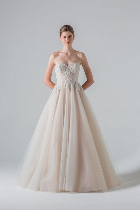 Picture of Limoges Wedding Dress - Anne Barge Black Label Spring 2016 Bridal Collection