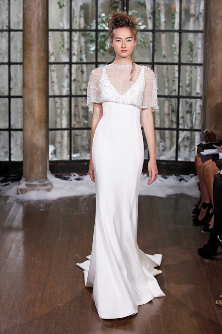 Picture of Limoges Wedding Dress - Ines Di Santo Fall/Winter 2015 Bridal Collection