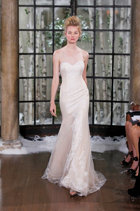 Picture of Lisbon Wedding Dress - Ines Di Santo Fall/Winter 2015 Bridal Collection