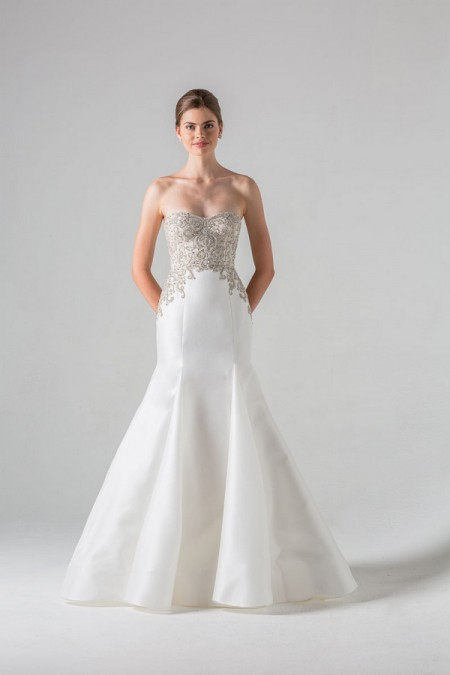 Picture of Lourdes Wedding Dress - Anne Barge Black Label Spring 2016 Bridal Collection