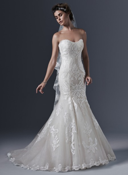 Picture of Lovai Wedding Dress - Sottero and Midgley Fall 2015 Bridal Collection
