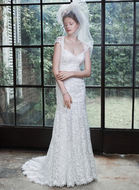 Picture of Luella Wedding Dress - Maggie Sottero Fall 2015 Bridal Collection