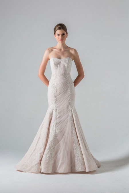 Picture of Luxembourg Wedding Dress - Anne Barge Spring 2016 Bridal Collection