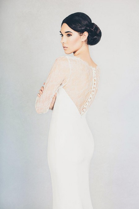 Picture of Mabel Wedding Dress - Elizabeth Stuart Spring 2015 Bridal Collection