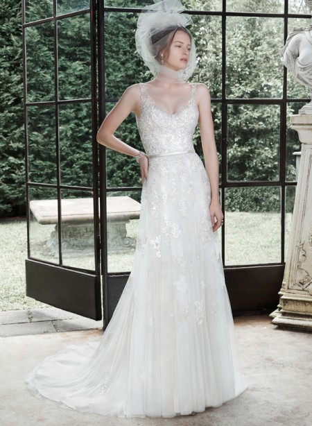 Picture of Magnolia Wedding Dress - Maggie Sottero Fall 2015 Bridal Collection