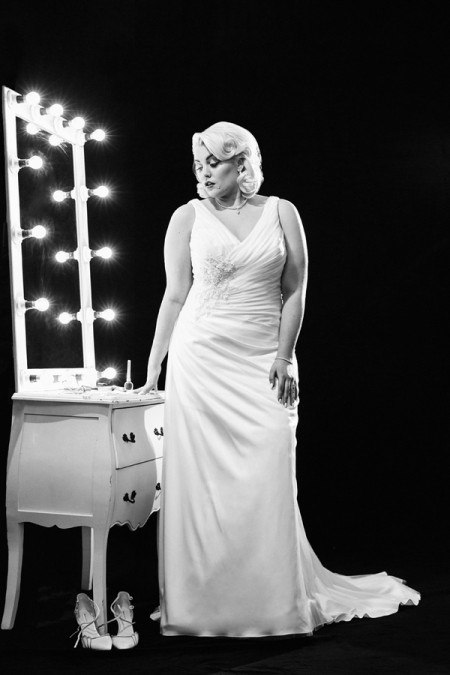 Picture of Maisie Wedding Dress - Benjamin Roberts Gorgeous with Curves 2016 Bridal Collection