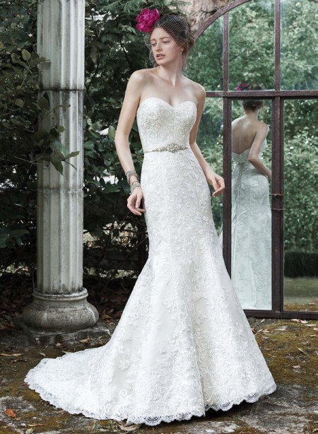 Picture of Marguerite Wedding Dress - Maggie Sottero Fall 2015 Bridal Collection