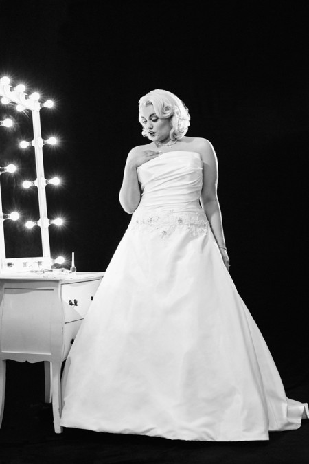 Picture of Mariella Wedding Dress - Benjamin Roberts Gorgeous with Curves 2016 Bridal Collection