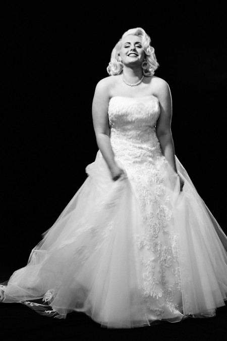 Picture of Marilyn Wedding Dress - Benjamin Roberts Gorgeous with Curves 2016 Bridal Collection
