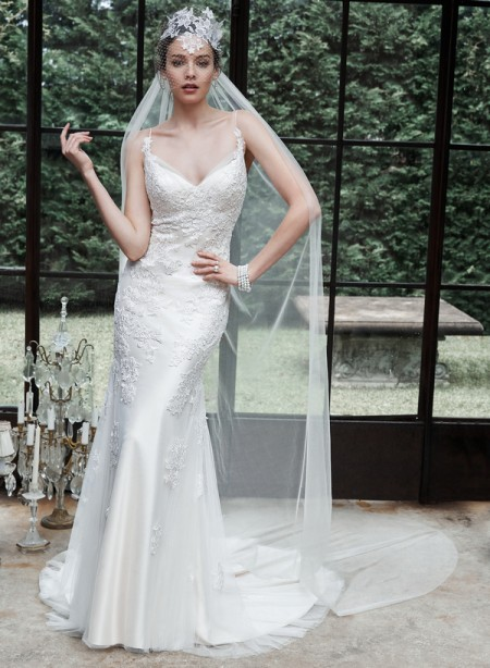 Picture of Marnie Wedding Dress - Maggie Sottero Fall 2015 Bridal Collection