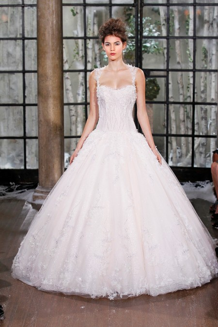 Picture of Marseilles Wedding Dress - Ines Di Santo Fall/Winter 2015 Bridal Collection