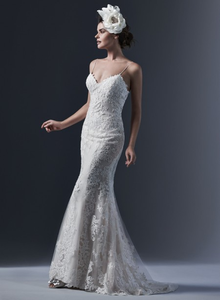 Picture of Mattea Wedding Dress - Sottero and Midgley Fall 2015 Bridal Collection