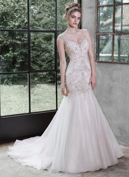 Picture of Melissa Wedding Dress - Maggie Sottero Fall 2015 Bridal Collection