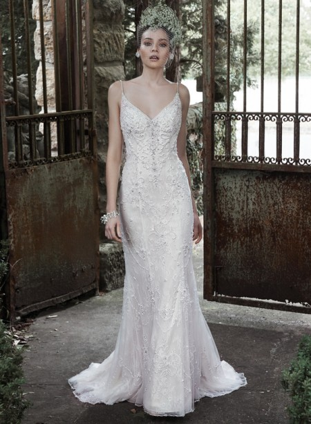 Picture of Miela Wedding Dress - Maggie Sottero Fall 2015 Bridal Collection