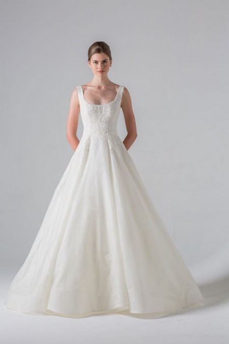 Picture of Monceau Wedding Dress - Anne Barge Spring 2016 Bridal Collection