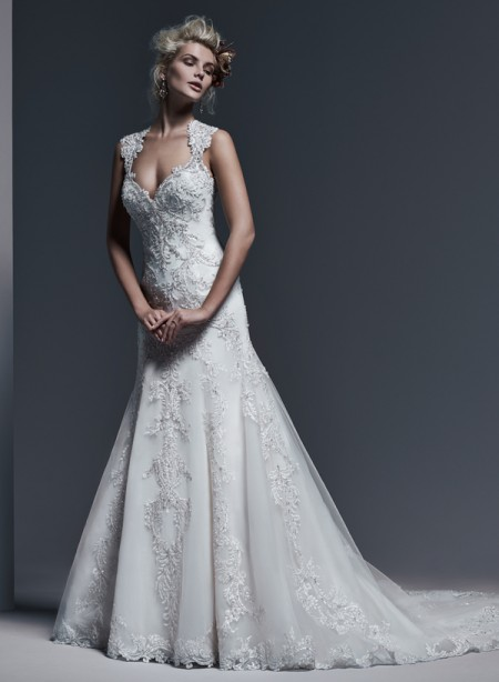 Picture of Monticella Wedding Dress - Sottero and Midgley Fall 2015 Bridal Collection