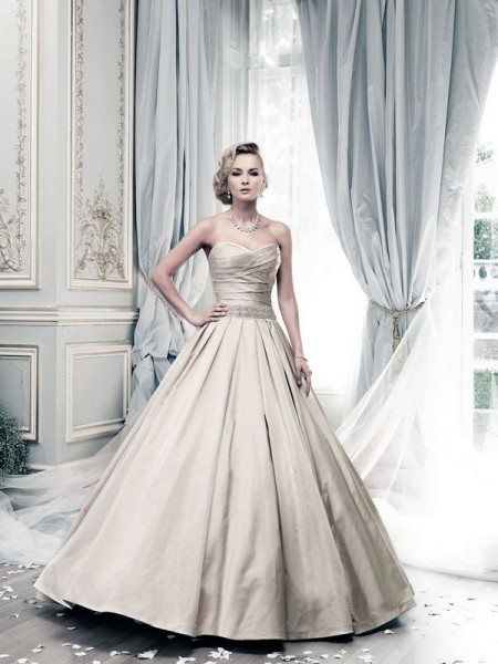 Picture of Moon River Wedding Dress - Ian Stuart Lady Luxe 2015 Bridal Collection