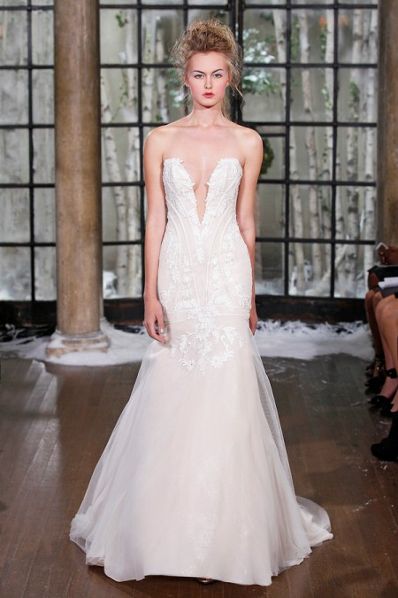 Picture of Nantes Wedding Dress - Ines Di Santo Fall/Winter 2015 Bridal Collection