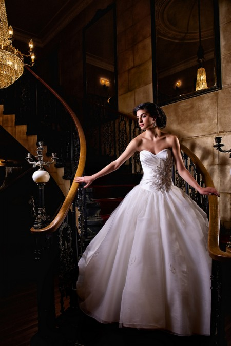 Picture of Natasha Wedding Dress - Hollywood Dreams 2015 Bridal Collection