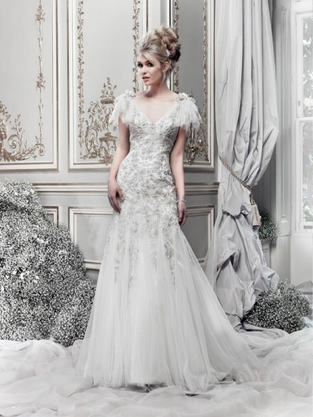 Picture of Neroli Wedding Dress - Ian Stuart Lady Luxe 2015 Bridal Collection