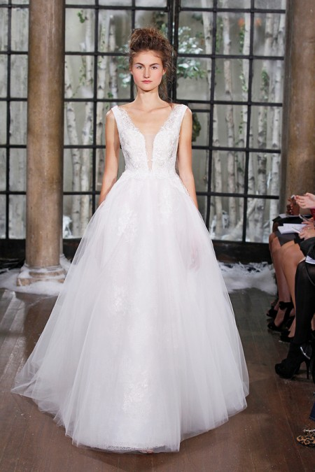 Picture of Nimes Wedding Dress - Ines Di Santo Fall/Winter 2015 Bridal Collection
