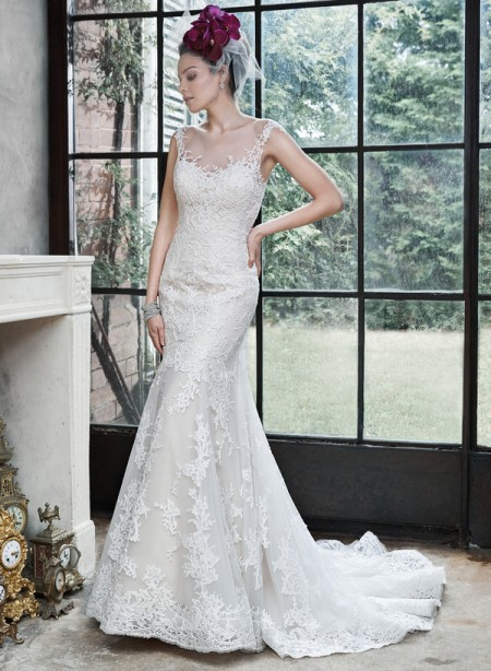 Picture of Noelle Wedding Dress - Maggie Sottero Fall 2015 Bridal Collection