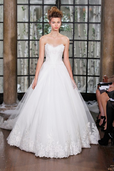 Picture of Palermo Wedding Dress - Ines Di Santo Fall/Winter 2015 Bridal Collection