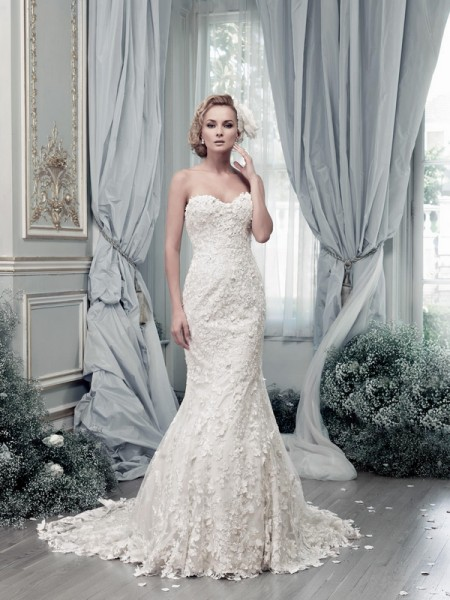 Picture of Papillon Wedding Dress - Ian Stuart Lady Luxe 2015 Bridal Collection