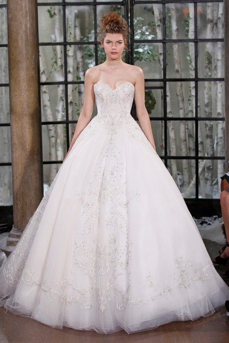 Parma - Ines Di Santo Fall-Winter 2015 Bridal Collection