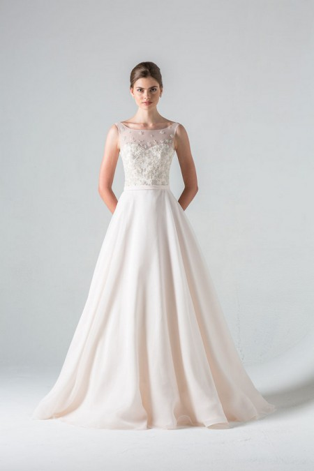 Picture of Peony Wedding Dress - Anne Barge Blue Willow Bride Spring 2016 Bridal Collection