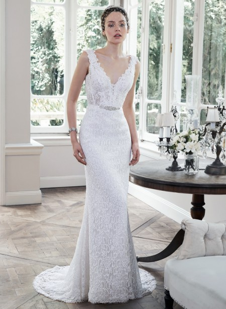 Picture of Pierce Wedding Dress - Maggie Sottero Fall 2015 Bridal Collection