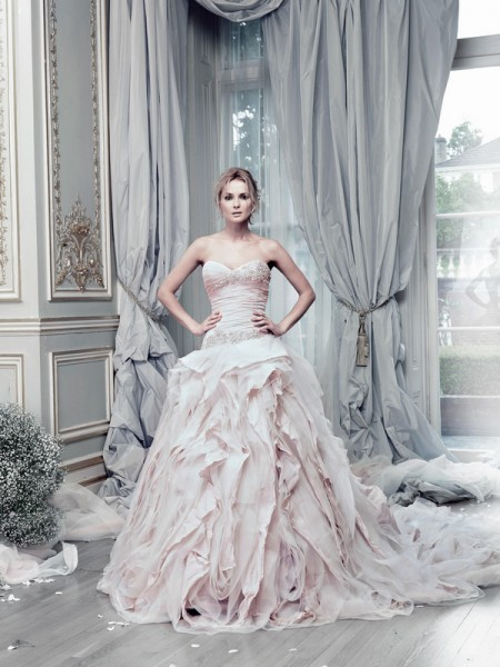 Picture of Pracatan Wedding Dress - Ian Stuart Lady Luxe 2015 Bridal Collection