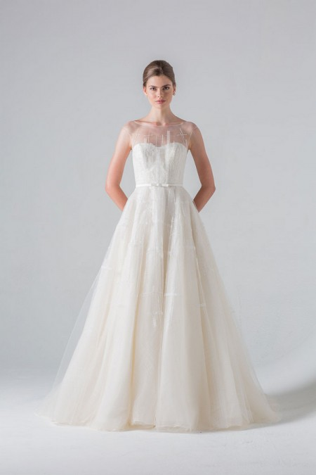 Picture of Promenade Wedding Dress - Anne Barge Spring 2016 Bridal Collection