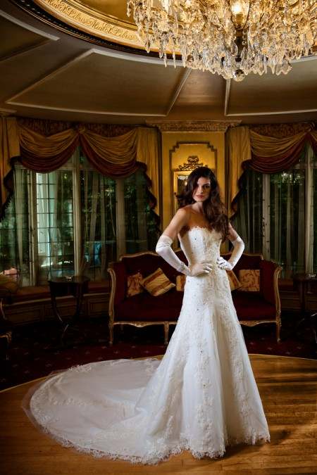 Picture of Raquel Wedding Dress - Hollywood Dreams 2015 Bridal Collection