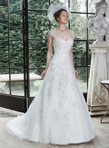 Picture of Regina Wedding Dress - Maggie Sottero Fall 2015 Bridal Collection