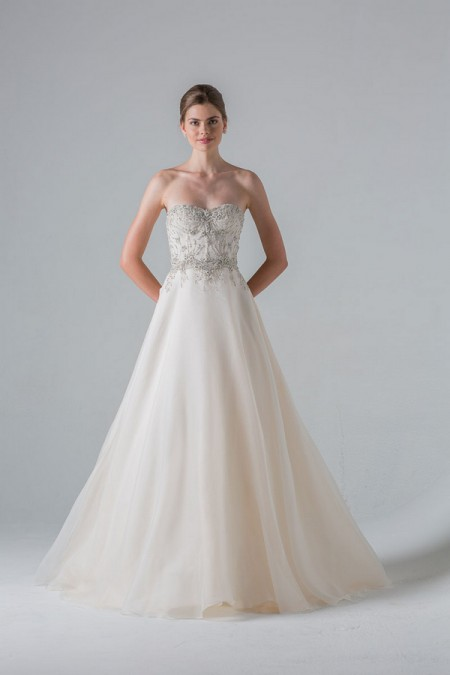 Picture of Reverie Wedding Dress - Anne Barge Spring 2016 Bridal Collection