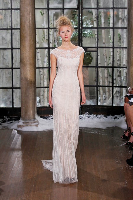 Picture of Riga Wedding Dress - Ines Di Santo Fall/Winter 2015 Bridal Collection