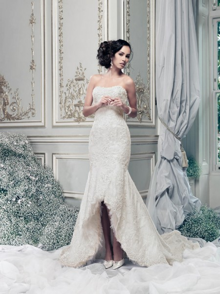 Picture of Rodeo Drive Wedding Dress - Ian Stuart Lady Luxe 2015 Bridal Collection