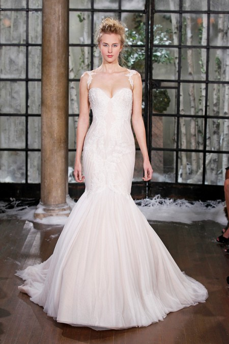 Picture of Rome Wedding Dress - Ines Di Santo Fall/Winter 2015 Bridal Collection