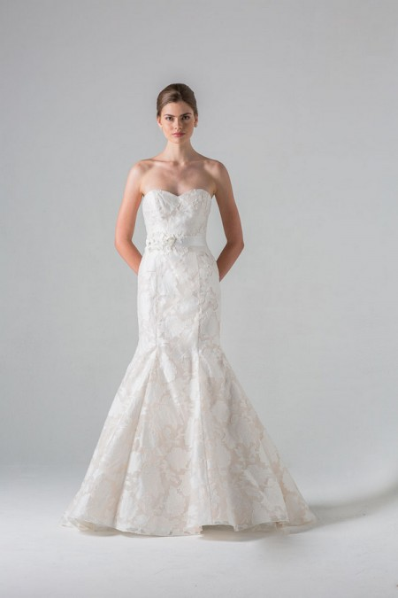 Picture of Rose Wedding Dress - Anne Barge Blue Willow Bride Spring 2016 Bridal Collection