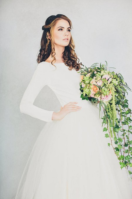 Picture of Rosemary Wedding Dress - Elizabeth Stuart Spring 2015 Bridal Collection
