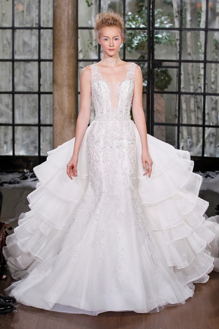 Picture of Salerno Wedding Dress - Ines Di Santo Fall/Winter 2015 Bridal Collection