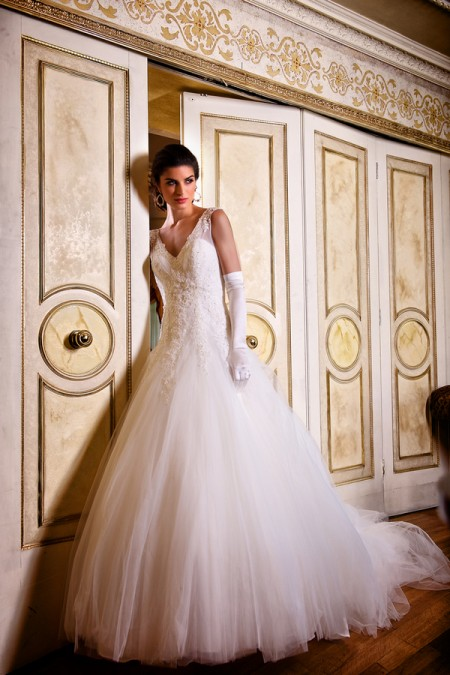 Picture of Salome Wedding Dress - Hollywood Dreams 2015 Bridal Collection