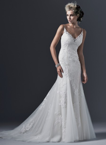 Picture of Sandrina Wedding Dress - Sottero and Midgley Fall 2015 Bridal Collection