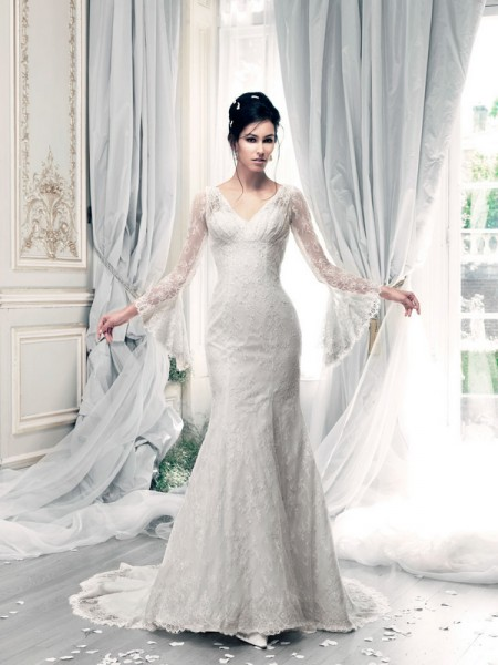 Picture of Stevie Wedding Dress - Ian Stuart Lady Luxe 2015 Bridal Collection