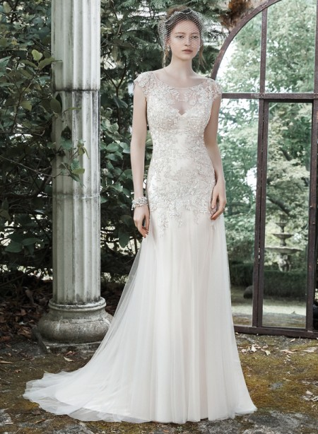 Picture of Sundance Wedding Dress - Maggie Sottero Fall 2015 Bridal Collection