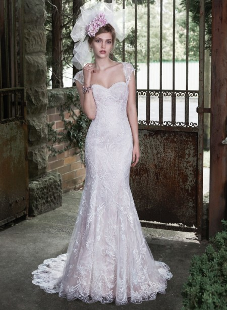 Picture of Svetlana Wedding Dress - Maggie Sottero Fall 2015 Bridal Collection
