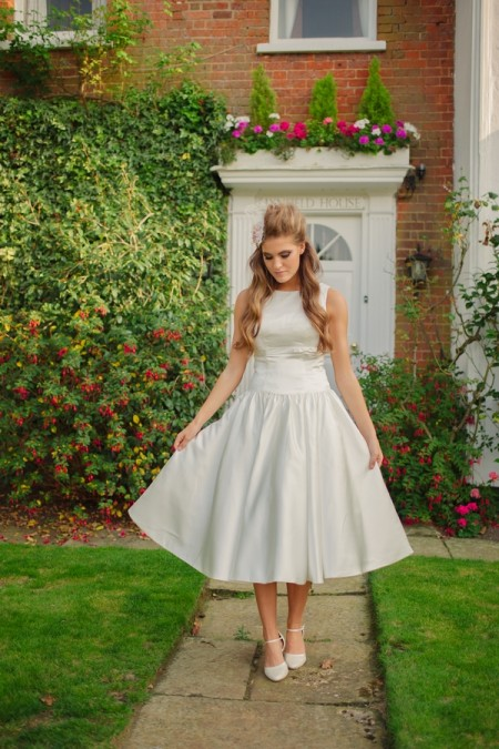 Picture of Sweet Audrey Wedding Dress - Kitty and Dulcie Village Affair 2015 Bridal Collection